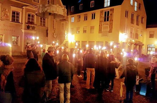 Demo in Aichach geplant