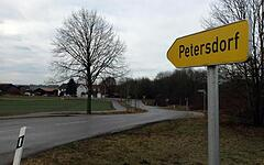 Defizit in Petersdorf